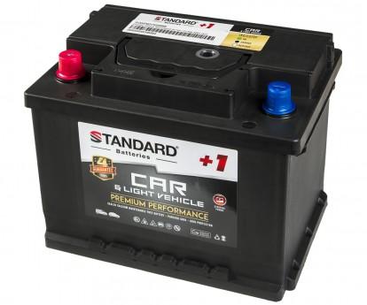 Μπαταρία αυτοκινήτου STANDARD+1 Premium Performance SMF56317CARPR 12V 63Ah 640CCA(SAE)