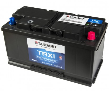 Μπαταρία TAXI STANDARD High Performance SMF60044TAXI 12V 100Ah 810CCA(SAE)
