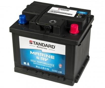 Μπαταρία για σκάφος & τροχόσπιτο & RV STANDARD SMF54321MRV 12V 45Ah 400CCA(SAE)