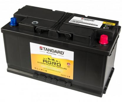 Μπαταρία αγροτικού & δομικού οχήματος και μηχανήματος STANDARD SMF60044AGRO 12V 100Ah 810CCA(SAE)