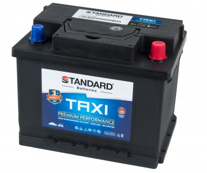 Μπαταρία TAXI STANDARD High Performance SMF56019TAXI 12V 60Ah 580CCA(SAE)