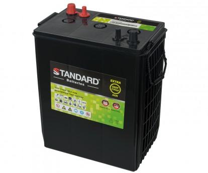 Μπαταρία STANDARD RECHARGE βαθείας εκφόρτισης VRLA AGM063120 6V 312.0Ah(C20) 287.0Ah(C10) 271Ah(C5)