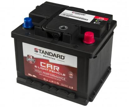 Μπαταρία αυτοκινήτου STANDARD High Performance SMF54321CAR 12V 45Ah 400CCA(SAE)