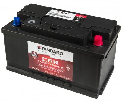 Μπαταρία αυτοκινήτου STANDARD High Performance SMF58014CAR 12V 80Ah 730CCA(SAE)