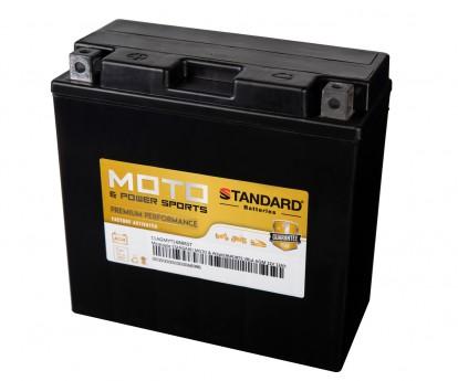 Μπαταρία STANDARD MOTO & POWERSPORTS VRLA AGMYT14BBS 12V 12Ah 210A(CCA)