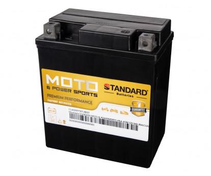 Μπαταρία STANDARD MOTO & POWERSPORTS VRLA AGMYTX7LBS 12V 6Ah 85A(CCA)