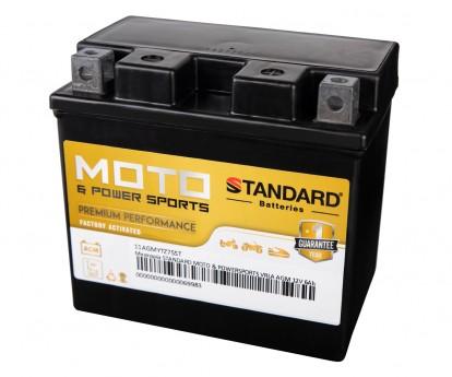 Μπαταρία STANDARD MOTO & POWERSPORTS VRLA AGMYTZ7S 12V 6Ah 130A(CCA)