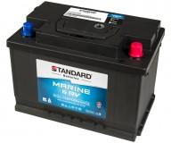 Μπαταρία για σκάφος & τροχόσπιτο & RV STANDARD SMF57520MRV 12V 75Ah 680CCA(SAE)