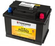 Μπαταρία αγροτικού & δομικού οχήματος και μηχανήματος STANDARD SMF56077AGRO 12V 60Ah 540CCA(SAE)