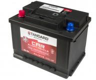 Μπαταρία αυτοκινήτου STANDARD High Performance SMF56065CAR 12V 60Ah 525CCA(SAE)